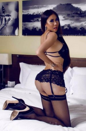 Thifanny massage érotique escort girl sexemodel à Chaponost 69