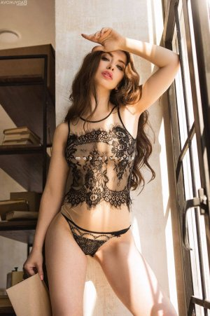Illana lovesita escorte girl à Coutances 50